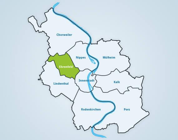 Köln Ossendorf