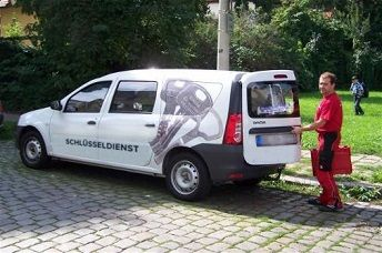 Dienstwagen Bayenthal